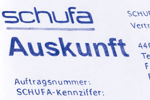 Privatinsolvenz SCHUFA